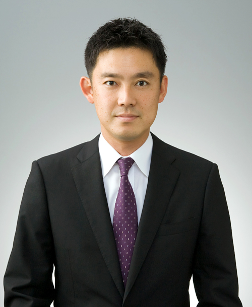 代表取締役社長 喜多村 祐輔