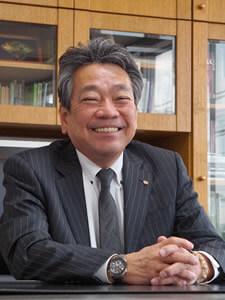 CEO Hisashi Kitamura